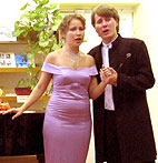 Выступление Андрея и Светланы