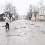 Залатают ямы на улицах города